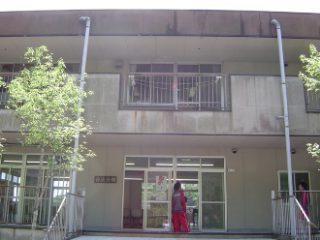 西陵会館(1Fトレーニング室 2F食堂 3F合宿所)